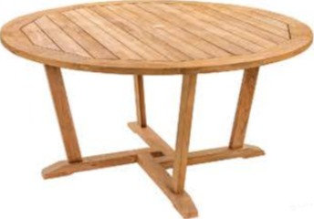 """Corsica 60"""" Round Dining Table"""