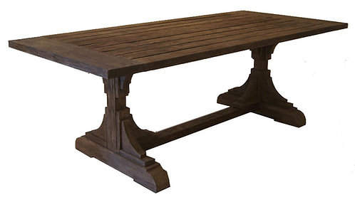 "Heritage 80"" Rect Table"