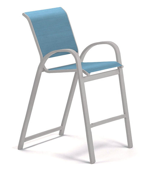 Telescope Casual Aruba Bar Height Stacking Cafe Chair