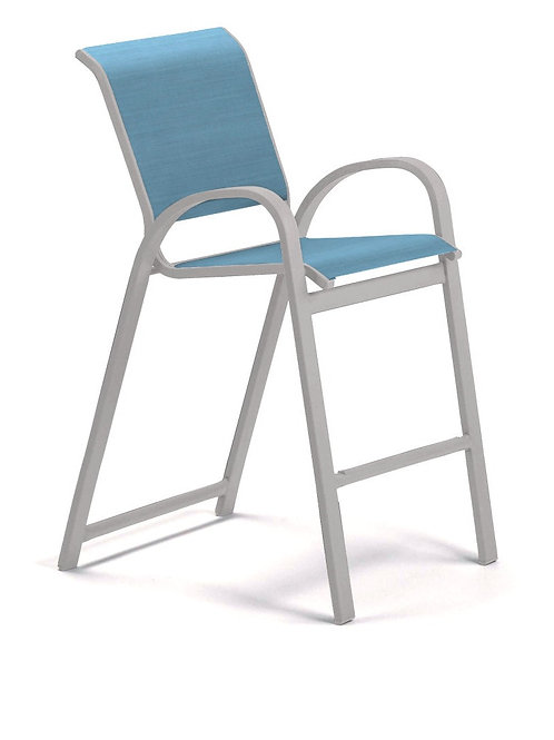 Telescope Casual Aruba Balcony Height Stacking Cafe Chair