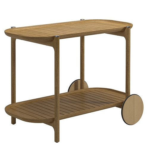 Gloster Standards Bar Cart