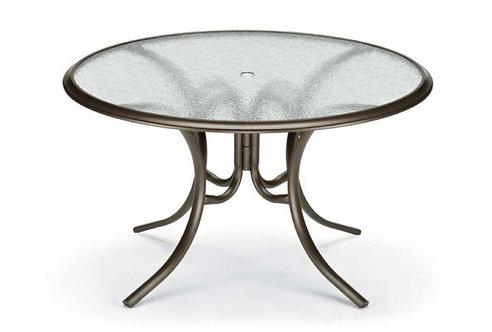 "Telescope Glass 56"" Table"