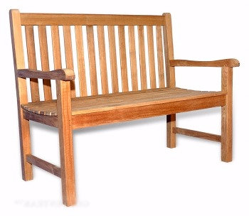 Traditional Bench - Straight