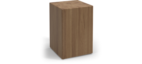 Deco Block End Table