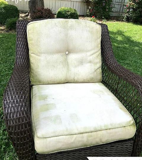 Fading Cushion