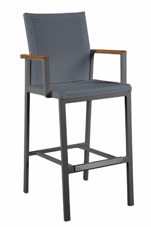 Barlow Tyrie Aura High Dining Sling Carver Chair