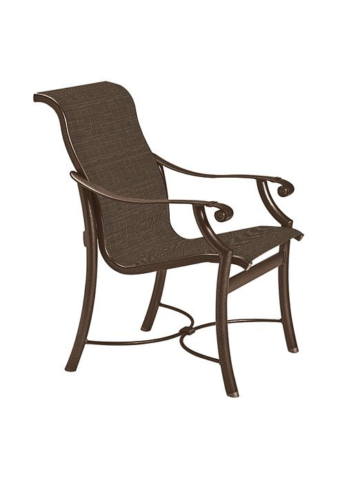 Tropitone Montreux Sling Dining Chair