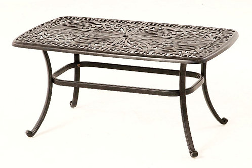 "Biscayne Coffee Table 42""x21"""