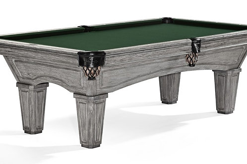 Brunswick Billiards Glenwood 8' Table - Driftwood