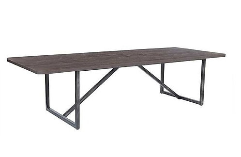 """Fiore 112"""" Rect Dining Table"""