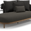 Thumbnail: Gloster Dune Chaise Lounge