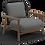 Thumbnail: Fern Lounge Chair Low Back