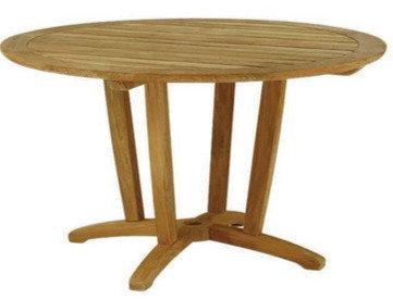 "Amalfi 50"" Rd Dining Table"