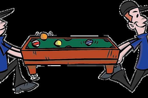 Billiards Move