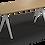 "Thumbnail: Gloster Split 86.5"" Dining Table"