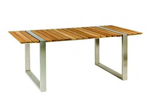 "Boca 76"" Rect Dining Table"