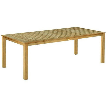 "Kingsley Bate Wainscott 72"" Rectangular Dining Table"