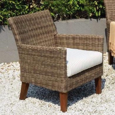 Gloster, Brown Jordan, Kingsley Bate, Barlow, Lounge Chair, Outdoor Lounge Chair