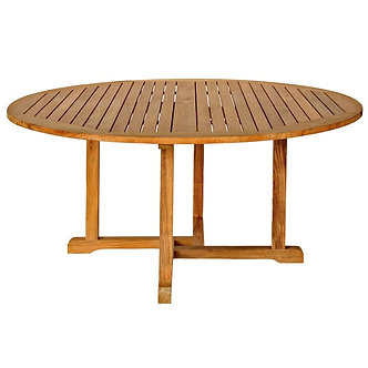 "60"" Rd Dining Table"