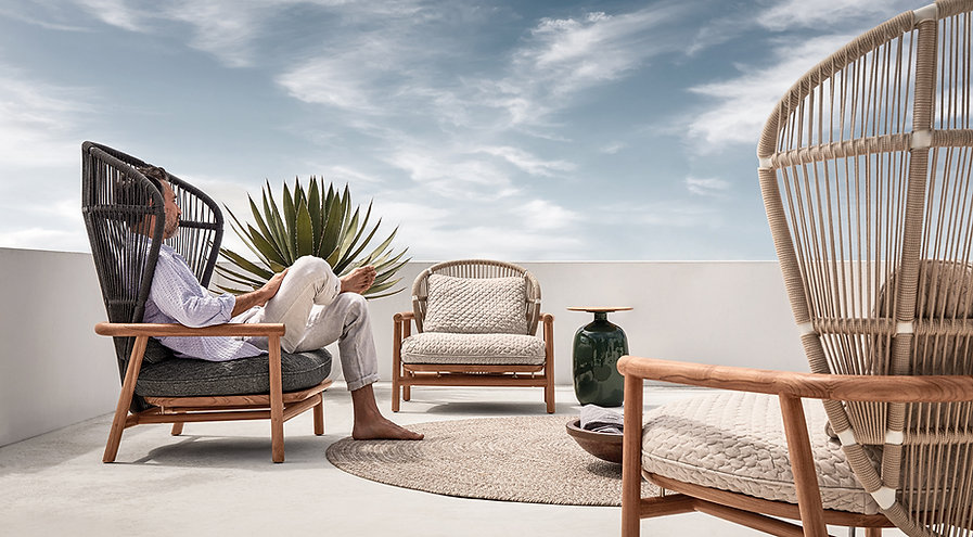 Gloster Outdoor Furniture Collection