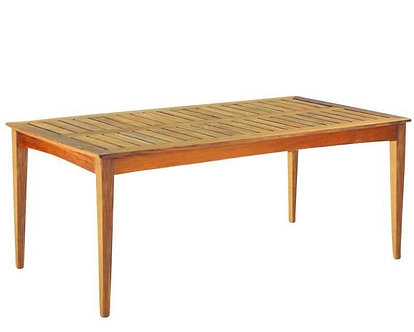 "Amalfi 73"" Rect Dining Table"