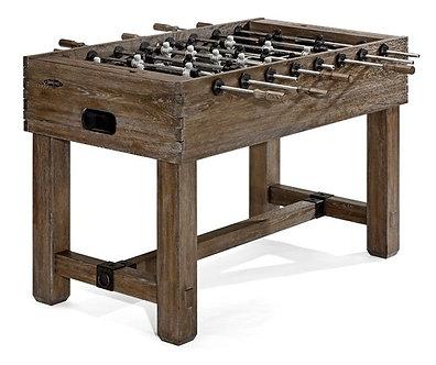 Merrimack Foosball Table - Nutmeg