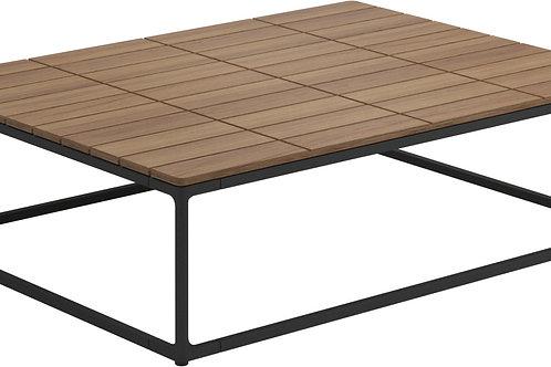 "Maya 30"" x 40"" Coffee Table Teak"