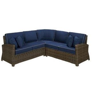 Bermuda 5 Cushion Sectional