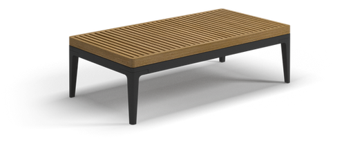 """Gloster Grid 20"""" x 40.5""""  Coffee Table"""