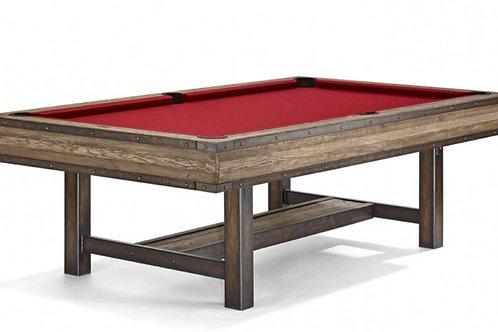 Brunswick Billiards Edinburgh 8' Table - Metal Base