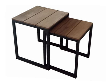 Hampton Nesting End Tables
