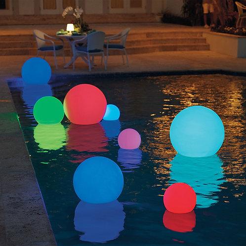 """LED Balls 2 qty 16"""""""