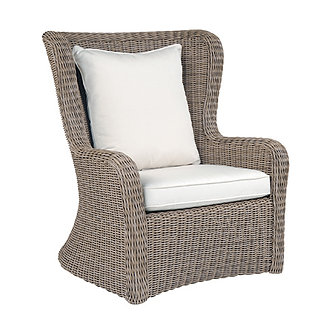 Sag Harbor High-Back Lounge Chair