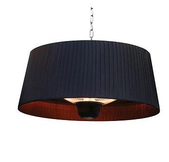 Shade Heat Lamp - Black