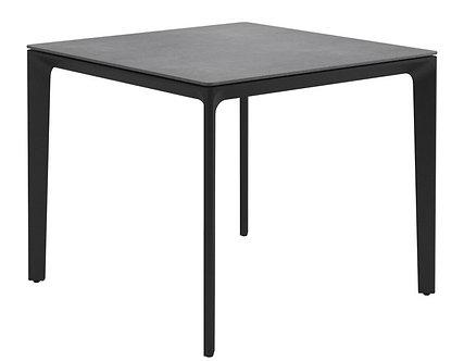"""Carver 35"""" Sq Ceramic Dining Table"""