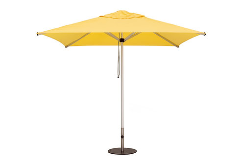 Woodline Shade Solutions Mistral Pulley Square Umbrella