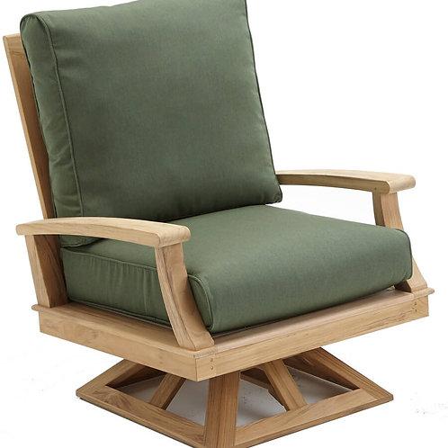 Gloster Ventura Swivel Lounge Chair