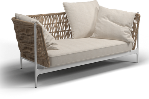 Gloster Grand Weave 2-Seater Sofa