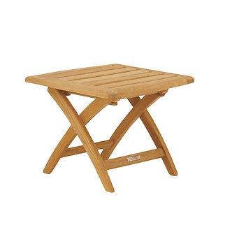 "St. Tropez 20"" Ottoman/ Side Table"