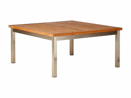 "Barlow Tyrie Equinox 39"" Sq Coffee Table"