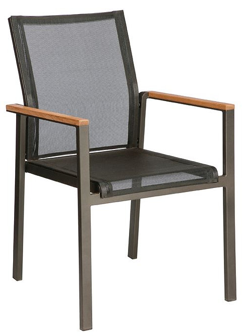 Barlow Tyrie Aura Stacking Sling Armchair