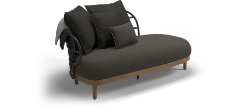 Gloster Dune Chaise Lounge