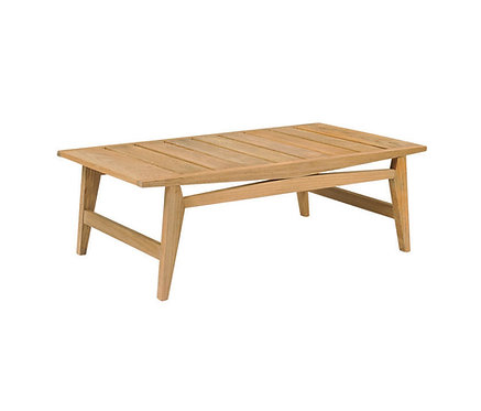 "Kingsley Bate Algarve 48"" Coffee Table"
