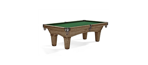 Brunswick 8-Foot Glenwood Rustic Dark Brown
