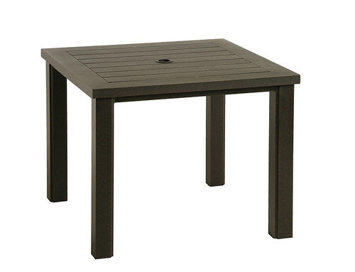 36 Sq Dining Table