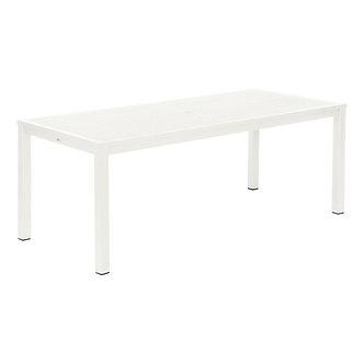"Aura 79"" Table - Metal Top"
