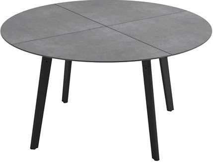 "Carver 55"" Rd Dining Table - Ceramic Top"