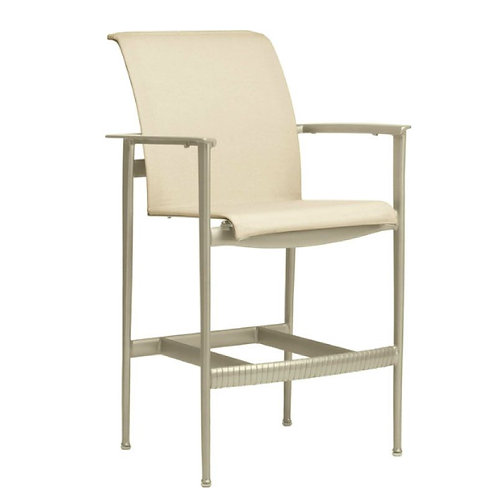 Brown Jordan Flight Stacking Bar Chair
