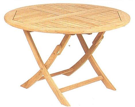 Gloster, Brown Jordan, Kingsley Bate, Barlow, folding dining table, folding teak dining table