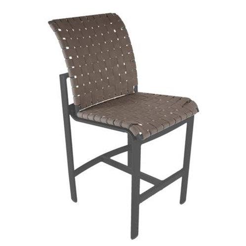 Brown Jordan Softscape Strap Bar Chair